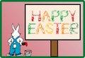 Free Happy Easter Stock Photo - 8332980