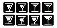 Free 8-b Cocktails Royalty Free Stock Photo - 8330085