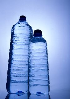 Free Mineral Water Royalty Free Stock Image - 8330166