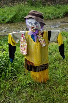 Free Scarecrow Stock Image - 8330331