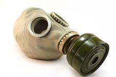 Free Gas Mask Stock Image - 8330361