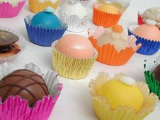Free Candies And Delicacy Royalty Free Stock Images - 8330529