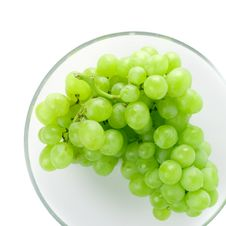 Free Green Grapes Royalty Free Stock Images - 8330549