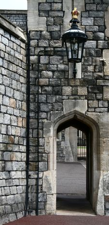 Free Castle Windsor Detail Royalty Free Stock Images - 8330859