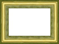 Free Gold Frame Royalty Free Stock Photos - 8331168