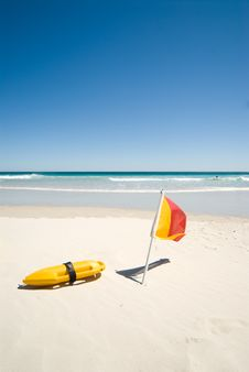 Free Life Guard Equipment Stock Images - 8331264