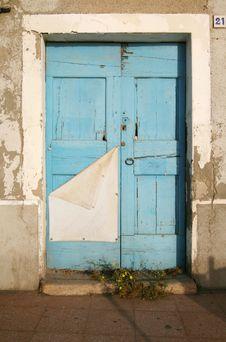 Free Door Royalty Free Stock Image - 8331596