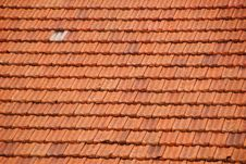 Free Urban Roof Royalty Free Stock Photography - 8331617