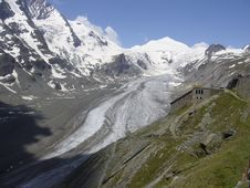Free Grossglockner In Austria Royalty Free Stock Images - 8331659