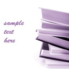 Free Stack Of Books Stock Photo - 8331750