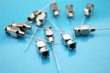 Free Needles Stock Photos - 8331763