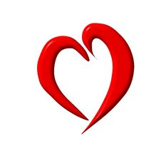 Free Red Heart Stock Images - 8331964