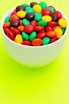 Free Bowl Of Candies Stock Images - 8333224