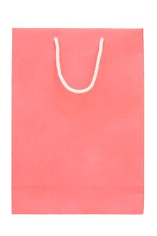 Free Pink Shopping Bag Royalty Free Stock Photo - 8333345