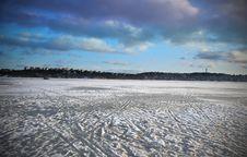 Free Winter Landscape Stock Photography - 8333712