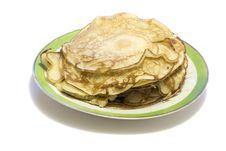 Free Pancakes Royalty Free Stock Photos - 8334238