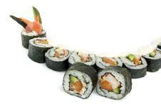 Free Sushi Stock Images - 8334814
