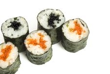 Free Sushi Royalty Free Stock Image - 8334866