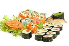 Free Assortment Of Sushi Royalty Free Stock Images - 8334989
