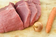 Free The Cooking Steak Royalty Free Stock Photo - 8335105