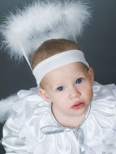 Free Baby Angel Stock Images - 8335144