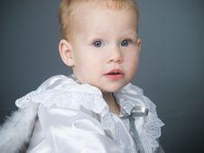 Baby Angel Royalty Free Stock Photos