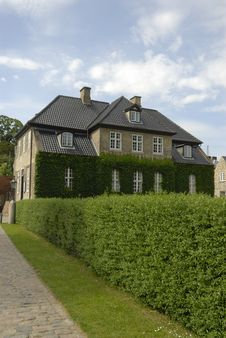 Free Cottage In Denmark Royalty Free Stock Image - 8335506
