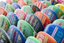 Free Many Fabric Wallet Stock Photos - 8335583