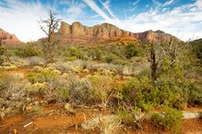 Free Red Rock Country Royalty Free Stock Image - 8335666