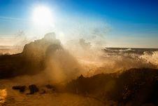 Free Exploding Sun Stock Photo - 8335800