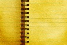 Free Notebook Royalty Free Stock Images - 8336979