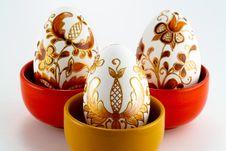Free Easter Eggs Stock Photo - 8336980