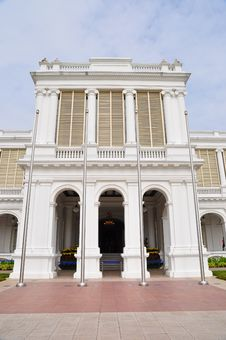 Free Istana Building Royalty Free Stock Images - 8337139