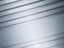 Free Metal Stripe  Background Royalty Free Stock Image - 8337206