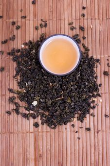 Free Cup Of Tea Stock Image - 8337361