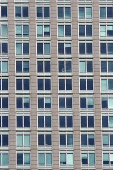Free Window Pattern From Highrise Stock Images - 8337484