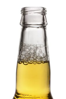 Free Beer Bottleneck Royalty Free Stock Images - 8337569