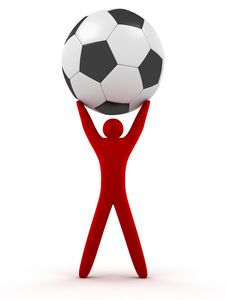 Free Football Stock Photography - 8337602