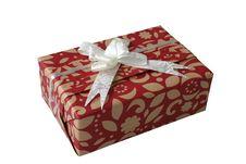 Free Gift Box Stock Image - 8338171