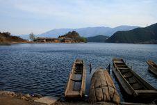 Free Lu Gu Lake Stock Photo - 8338400