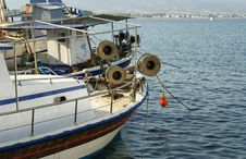 Free Fishing Boats Royalty Free Stock Photo - 8338845