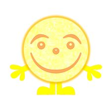 Free Happy Sun Stock Photography - 8339072