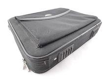 Free Old Black Bag. Stock Image - 8339271