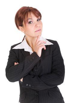 Free Successful Businesswoman Stock Photo - 8339320