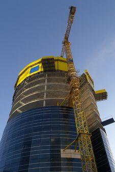 Free Building Site Stock Photo - 8339690
