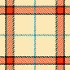 Free Plaid Texture Royalty Free Stock Photos - 8340208