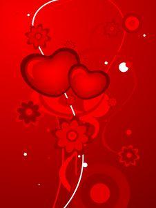 Free Valentine Card Stock Image - 8340931