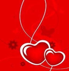 Free Valentine Card Stock Photo - 8340970