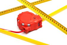 Free New Tape-measure Stock Photos - 8341183
