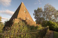 Free Star Pyramid Stock Image - 8341681
